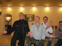 Фоторепортаж с тренинга по ньяса-йоге 12-18 февраля 2012г в Карпатах.706