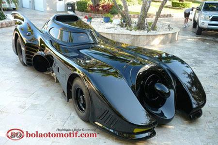 Mobil Batman Returns