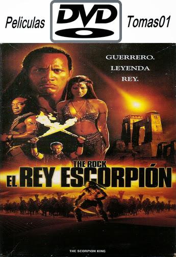 El Rey Escorpión 1 (2002) DVDRip
