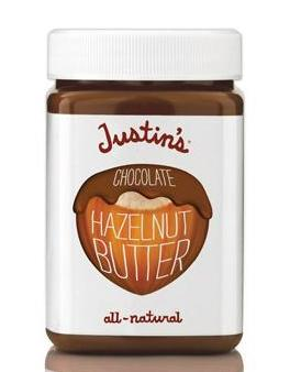 Justin's Nut Butter — what a great snack to pack with you!