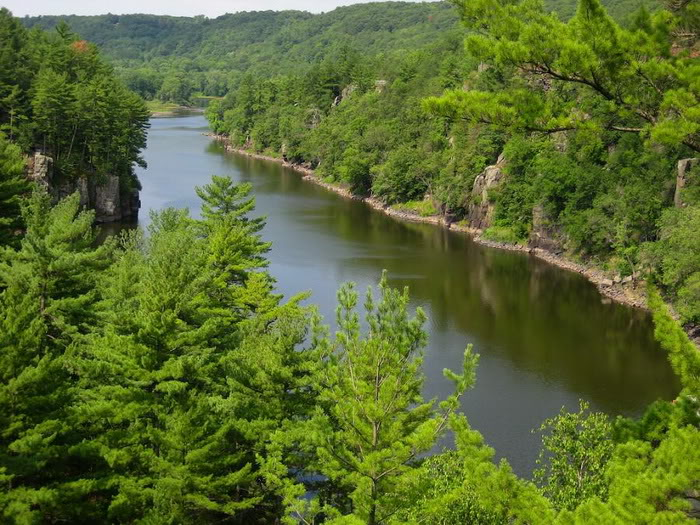 hình nền sông quê hương