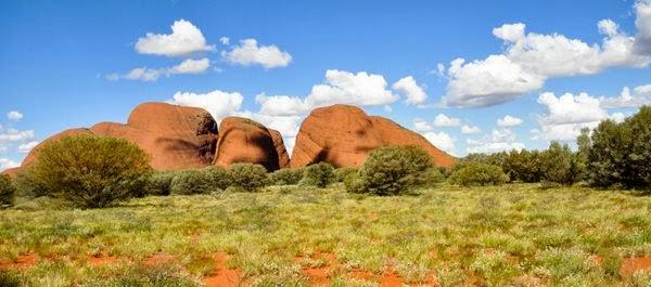 Alice Springs - Território do Norte