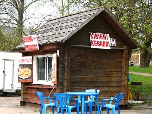 kibiny i kebab