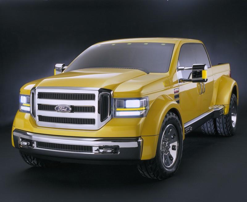 Ford - Mighty F-350 Tonka