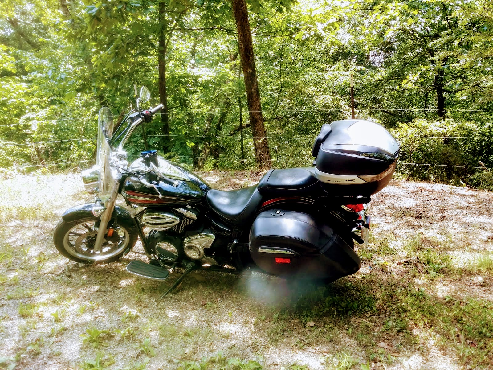 Help Me Find A Trunk Tour Pack Star Motorcycle Forums