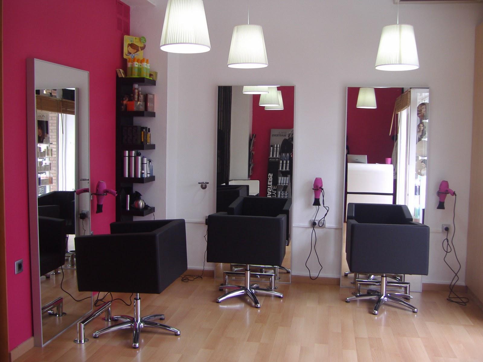 Cuento de ada 39 s tachan tachan for Decoracion en peluquerias