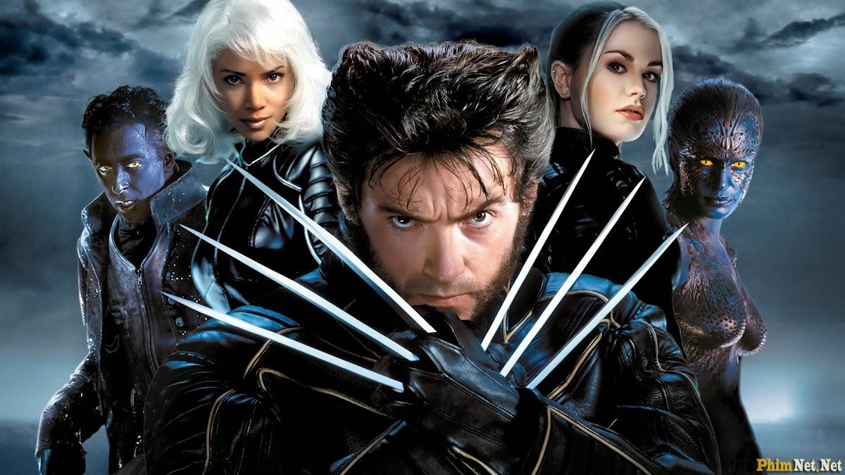 Xem Phim Dị Nhân 2 - Liên Minh Dị Nhân - X-Men 2 - X-men United - Wallpaper Full HD - Hình nền lớn