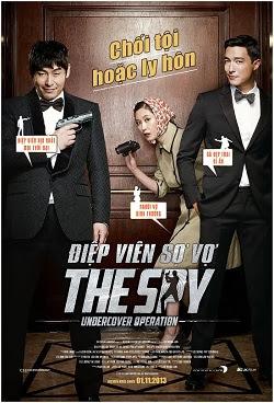 Điệp Viên Sợ Vợ - The Spy Undercover Operation 2013