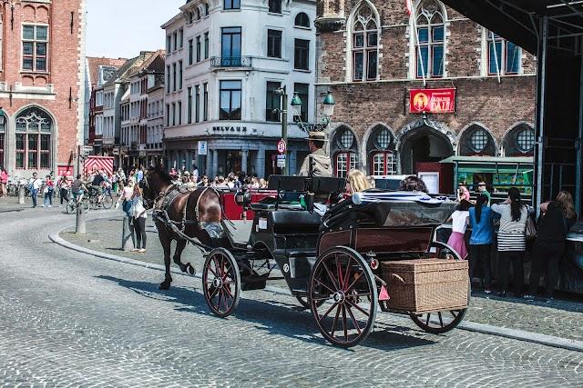 Centro storico Bruges - UNESCO
