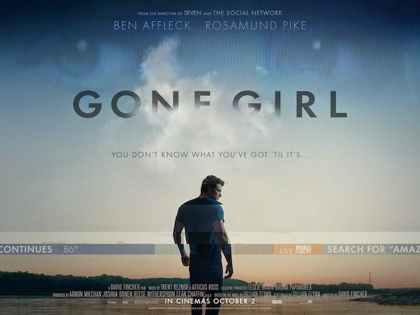 Το Κορίτσι που Εξαφανίστηκε (Gone Girl) Wallpaper