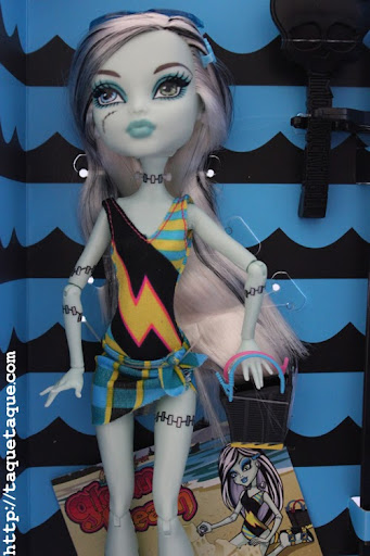 mi Frankie Gloom Beach
