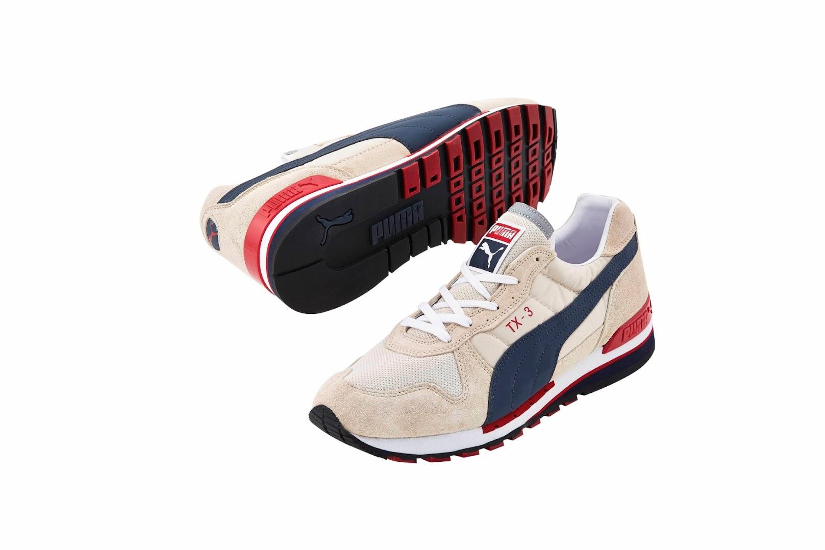 *PUMA TX-3 輕量復古慢跑鞋:重塑80年代運動風潮! 3