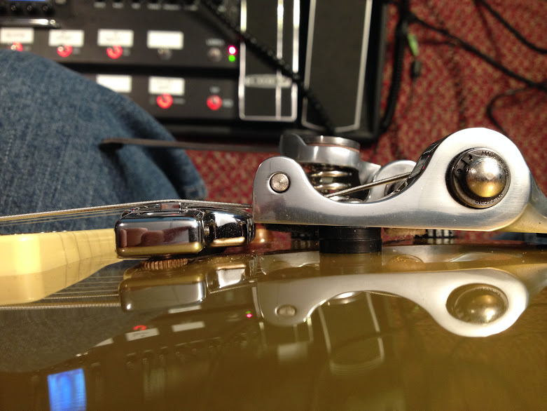 Biggsfix Tuning Stabilizer : Other Equipment : The Gretsch Pages