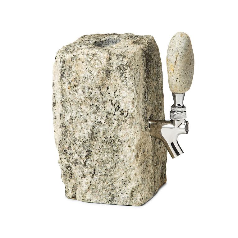 *石頭飲酒機:Stone Drink Dispenser 暢飲無限! 3