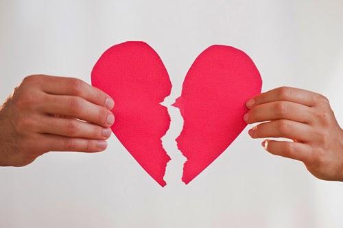 Hình ảnh trái tim tan vỡ, Goodbye My Love!