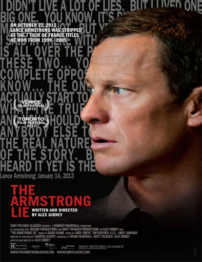 Poster de The Armstrong Lie