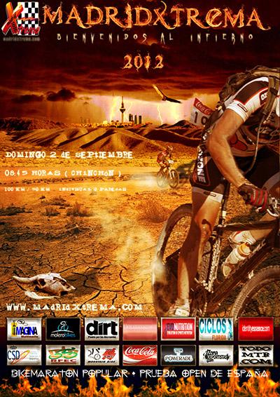 MadridXtrema Maratón, domingo 2 de septiembre en Chinchón