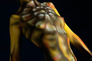 Full Color Body Painting Pictures