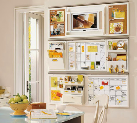 Thi công nội thất gỗ : Tận dụng không gian nhỏ với nội thất siêu gọn-4