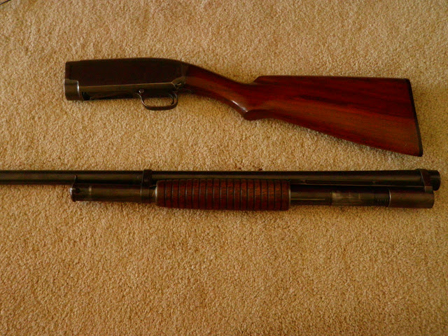 The Gourmet Sportsman: Winchester Model 12 Takedown