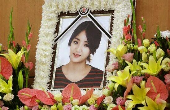 KPop group Ladies' Code EunB dead at 22