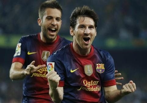Goles Barcelona atletico madrid [3-1]VIDEO Messi 16 dic