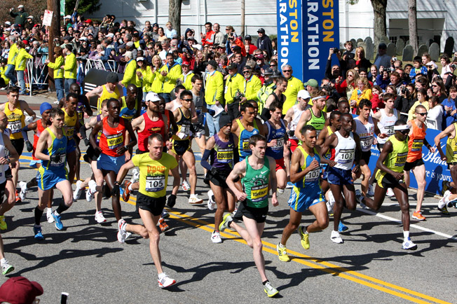 how to raise money for charity by running a marathon