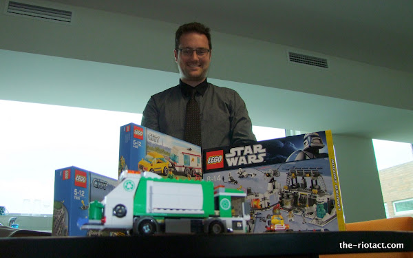 matt watts and lego