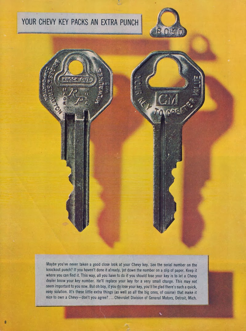 What Is The Purpose Of These Keys Classicoldsmobile Com