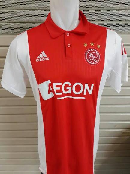 Jersey Ajax Amsterdam Home 2014-2015