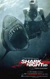 Đêm Cá Mập - Shark Night 3d poster