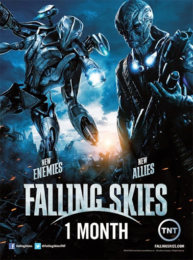 Falling Skies S03E09 (Legendado) HDTV RMVB