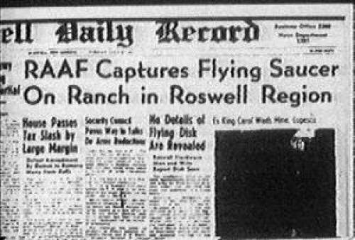 Ufo Roswell Ufo Incident