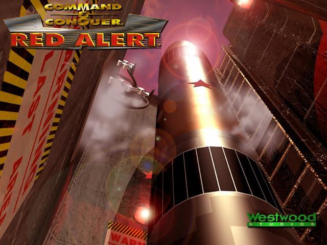 Game chiến thuật Red Alert 1 - Báo động đỏ 1
