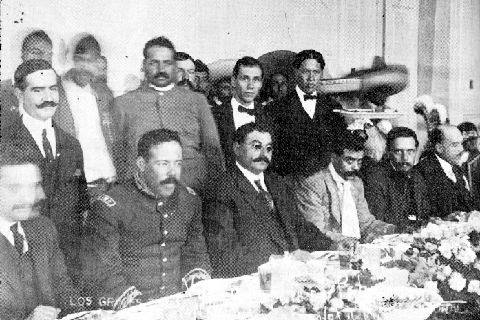 Vasconcelos, Villa, Presidente E. Gutiérrez y Zapata