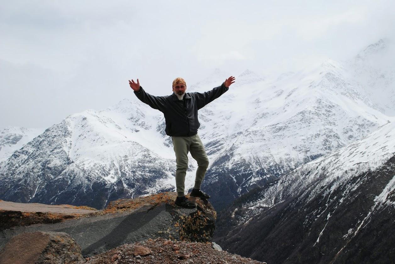 Эльбрус с юга, 02-11.05.2014</span></a>  </div>
