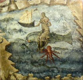 Secuencias del ''Juicio Final'' - Mănăstirea Voroneţ