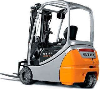 Xe nâng Electric Forklift
