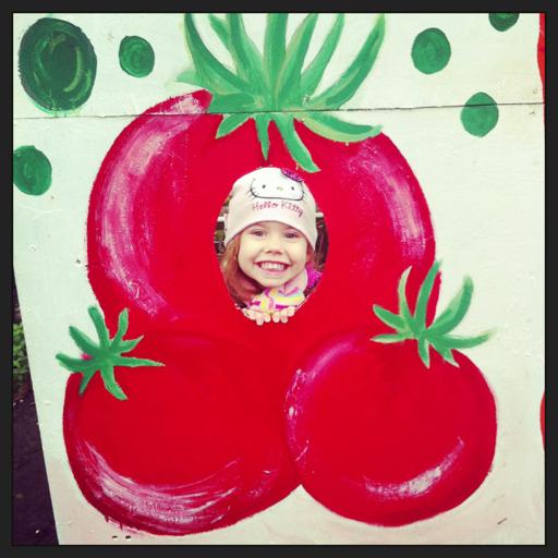 My little tomato