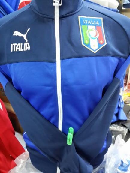 Jual Jaket Italia Biru Terbaru 2014