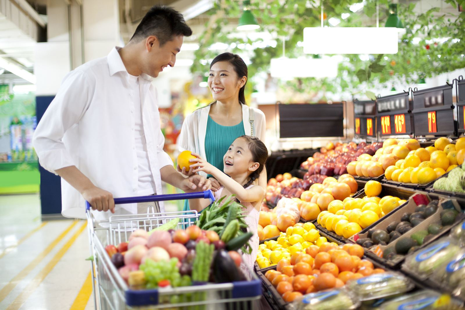 Hệ thống siêu thị tại chung cư Udic Westlake Tây Hồ