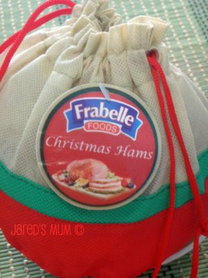meat products, ham, Frabelle Foods, Christmas feast, food musings