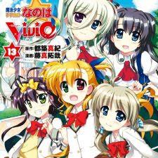 Mahou Shoujo Lyrical Nanoha ViVid