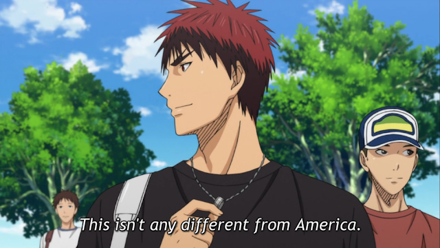 Kuroko's Basketball 2 Episode 1 Screenshot 1