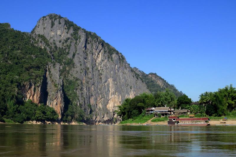 Cliff near LPB