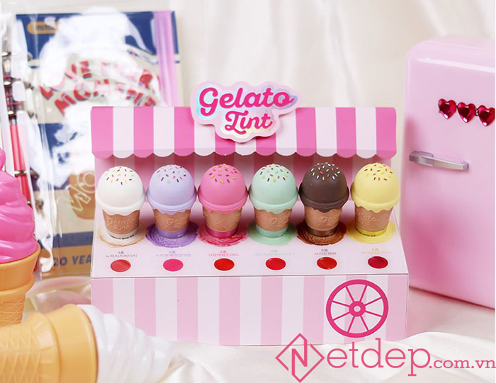 Son The Face Shop Gelato Tint