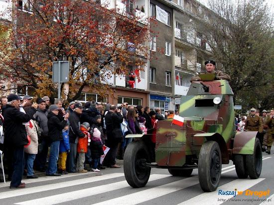 pojazd opanczerzony Ursus