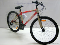 3 Sepeda Gunung UNITED MONZA XC01 Bike to Nature 26 Inci - XC HardTail Series
