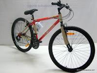 3 Sepeda Gunung UNITED MONZA XC01 Bike to Nature 26 Inci - XC HardTail Series