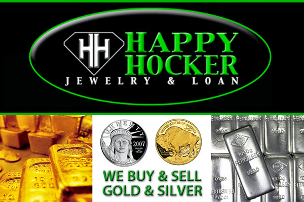 Pawn Shop Atlanta Happy Hocker Jewelry & Loan Logo